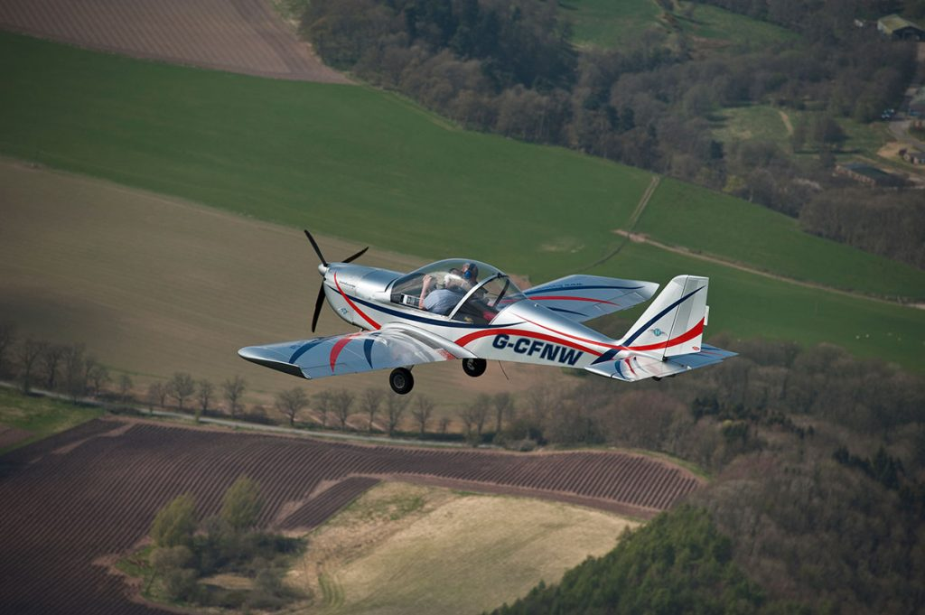 Flying Lessons in Perthshire